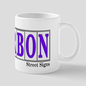 New Orleans Street Sign Mug