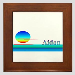 Aidan Framed Tile
