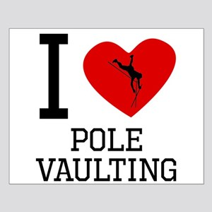 I Heart Pole Vaulting Posters
