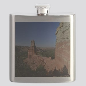 The Lighthouse in Palo Duro Canyon Flask