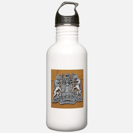 Arms of Canada Water Bottle