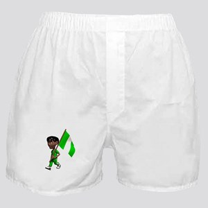 Nigeria Boy Boxer Shorts