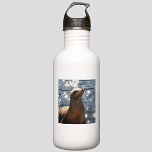 Sparkling Sea Lion Stainless Water Bottle 1.0L