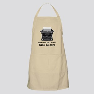 Make Me Care Apron