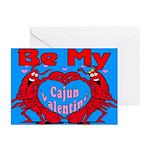 Cajun Zydeco Valentine Cards (6)