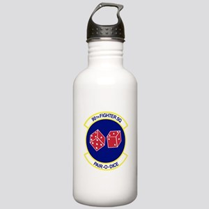 90TH_FIGHTER_f15 Stainless Water Bottle 1.0L