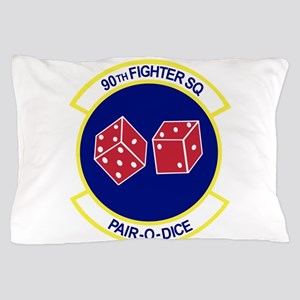90TH_FIGHTER_f15 Pillow Case