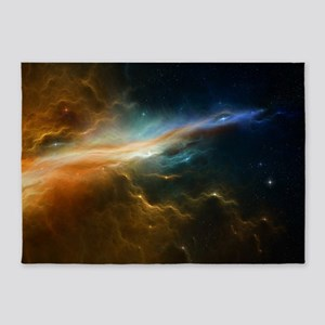 Deep Space Nebula 5'x7'Area Rug