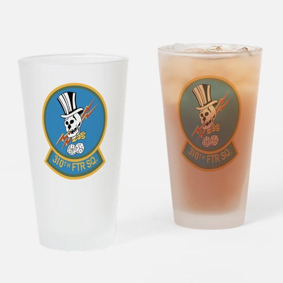 310th Fighter Squadron.png Drinking Glass