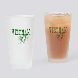Vietnam Roots Drinking Glass