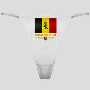 Kingdom of Belgium Classic Thong