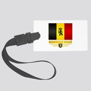 Kingdom of Belgium Luggage Tag