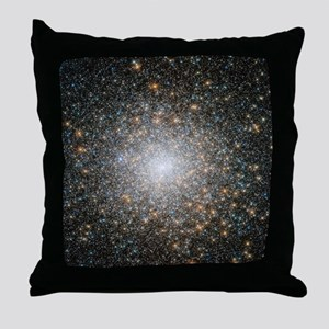 Hubble Deep Space View Throw Pillow