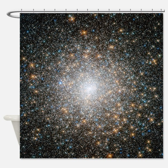 Hubble Deep Space View Shower Curtain