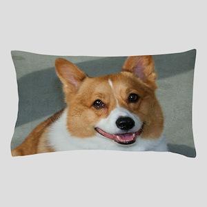 welsh corgi Pillow Case