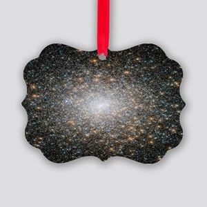 Hubble Deep Space View Ornament