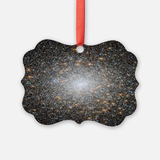 Hubble Deep Space View Ornament