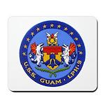 USS GUAM Mousepad