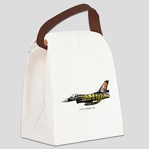 bafTiger92 Canvas Lunch Bag