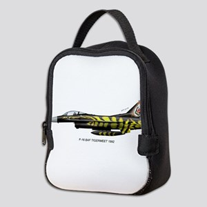 bafTiger92 Neoprene Lunch Bag