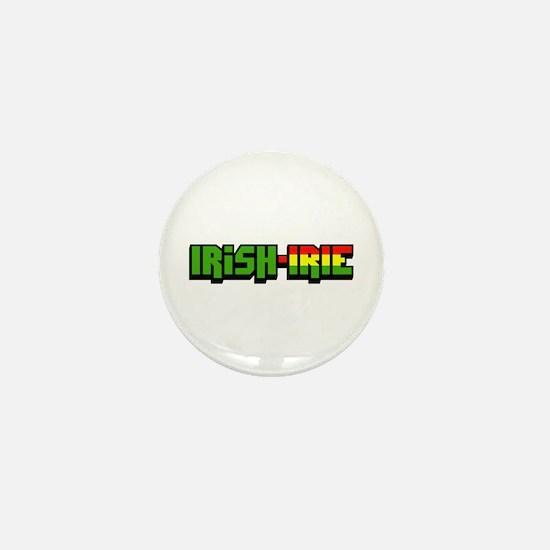 Irish-Irie Mini Button