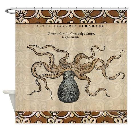 Vintage Kraken Illustration Octopus Kraken ...