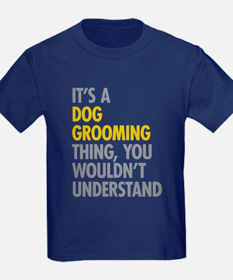 Dog Grooming Thing T