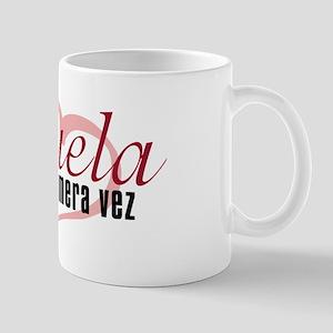 Abuela, Pink Mug