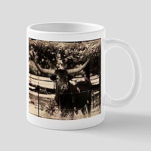 Longhorn Cattle Mugs