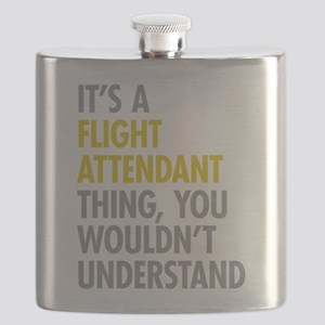 Flight Attendant Thing Flask