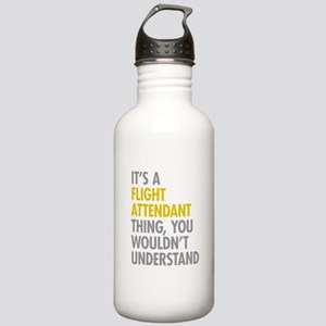 Flight Attendant Thing Stainless Water Bottle 1.0L