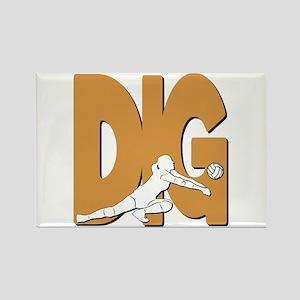 DIG VB Rectangle Magnet