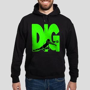 DIG VB Hoodie (dark)