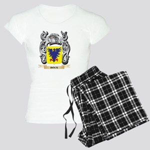 Rous Coat of Arms - Family Crest Pajamas