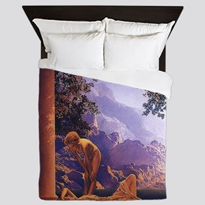 Maxfield Parrish Daybreak Nouveau Classical Queen