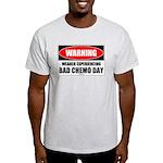 Bad Chemo Day Ash Grey T-Shirt