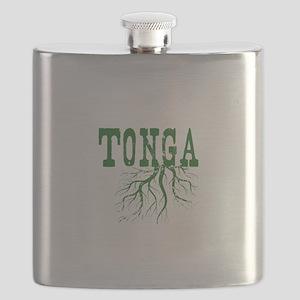 Tonga Roots Flask