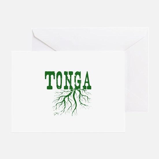 Tonga Roots Greeting Card