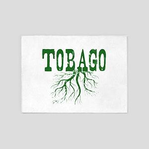 Tobago Roots 5'x7'Area Rug