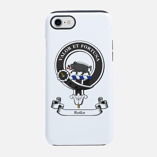 Badge-Rollo [Powhouse] iPhone 7 Tough Case