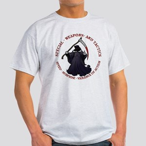 SWAT GRIM REAPER Light T-Shirt