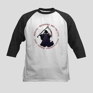 SWAT GRIM REAPER Kids Baseball Jersey