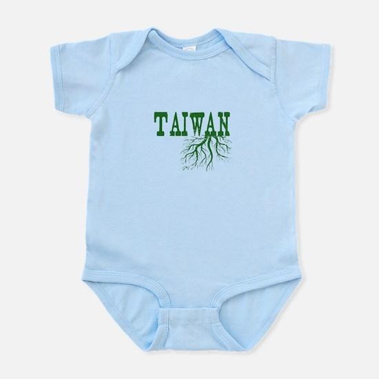 Taiwan Roots Infant Bodysuit