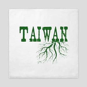 Taiwan Roots Queen Duvet