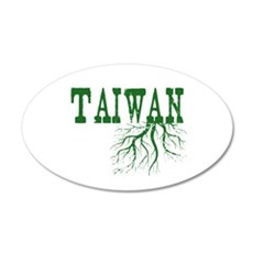 Taiwan Roots Wall Decal
