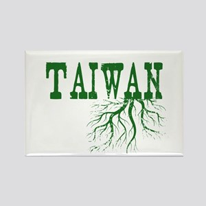 Taiwan Roots Rectangle Magnet