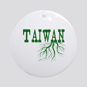 Taiwan Roots Ornament (Round)