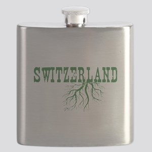 Swiss Roots Flask