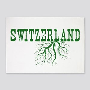 Swiss Roots 5'x7'Area Rug