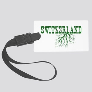 Swiss Roots Large Luggage Tag